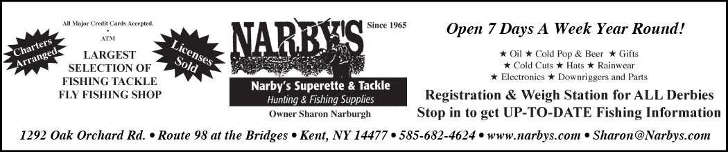 Narby's Superette & Tackle