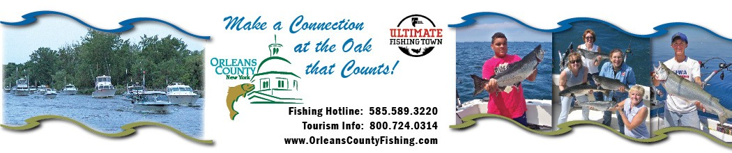 Orleans County Fishing