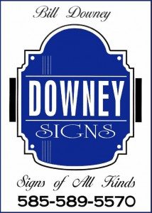 Downey Signs