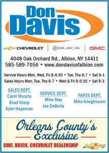 Don Davis Chevy Buick GMC